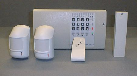 wireless alarm system